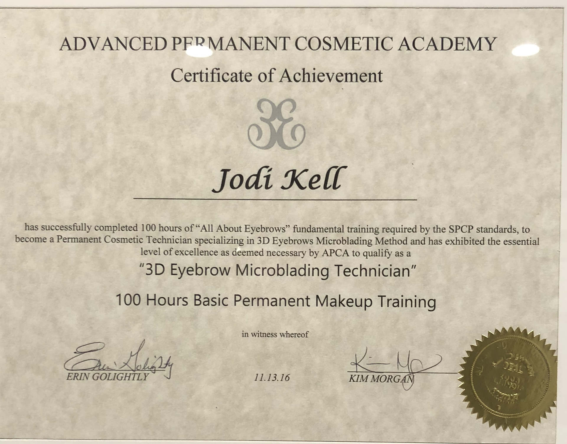 About Jodi Kell Cosmetic Tattooing Makeup In Algonquin Il