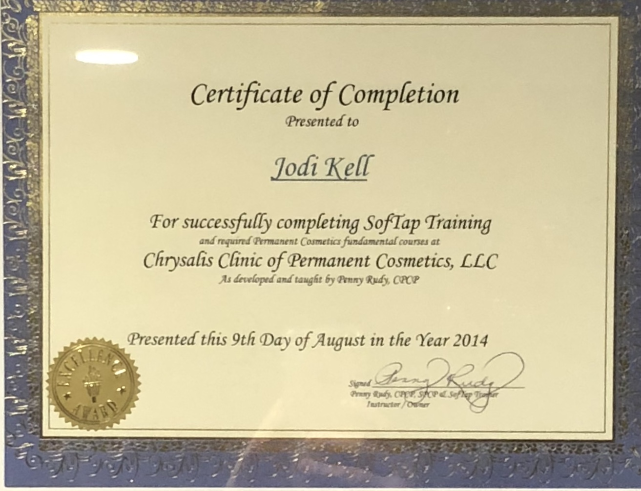 About | Jodi Kell Cosmetic Tattooing & Makeup in Algonquin, IL